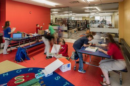 Effingham Public Library, Children's Room
