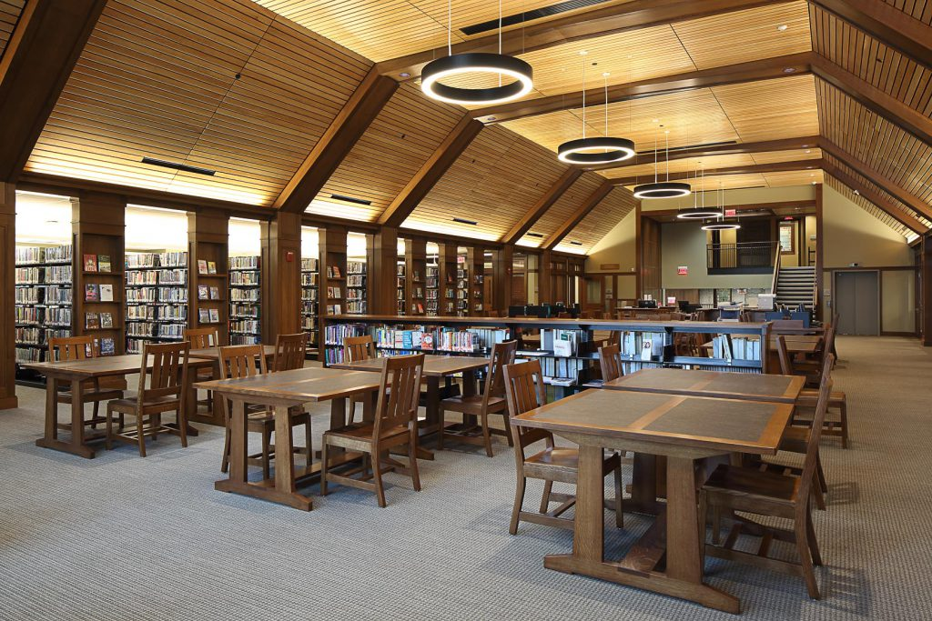 Lithgow Public Library, Reading Room