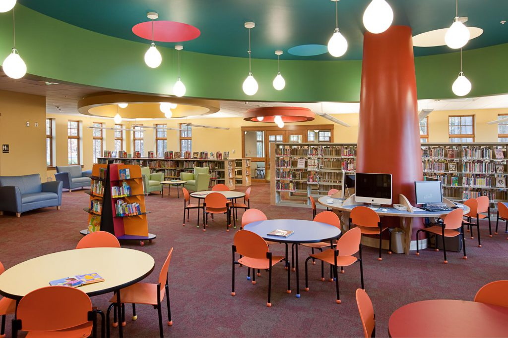 Townsend Public Library, Children's Room