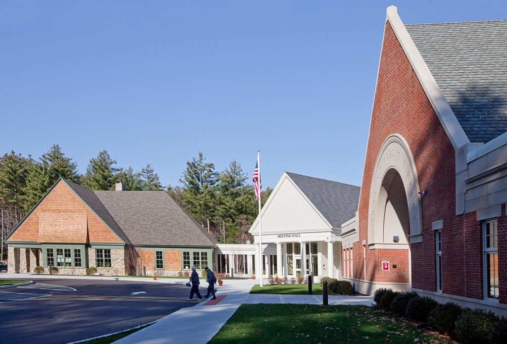 Townsend Public Library and Senior Center