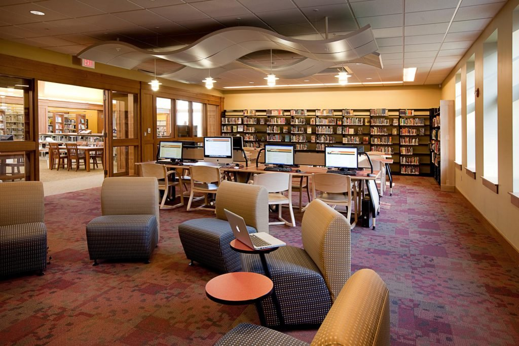 Townsend Public Library, Young Adult Room
