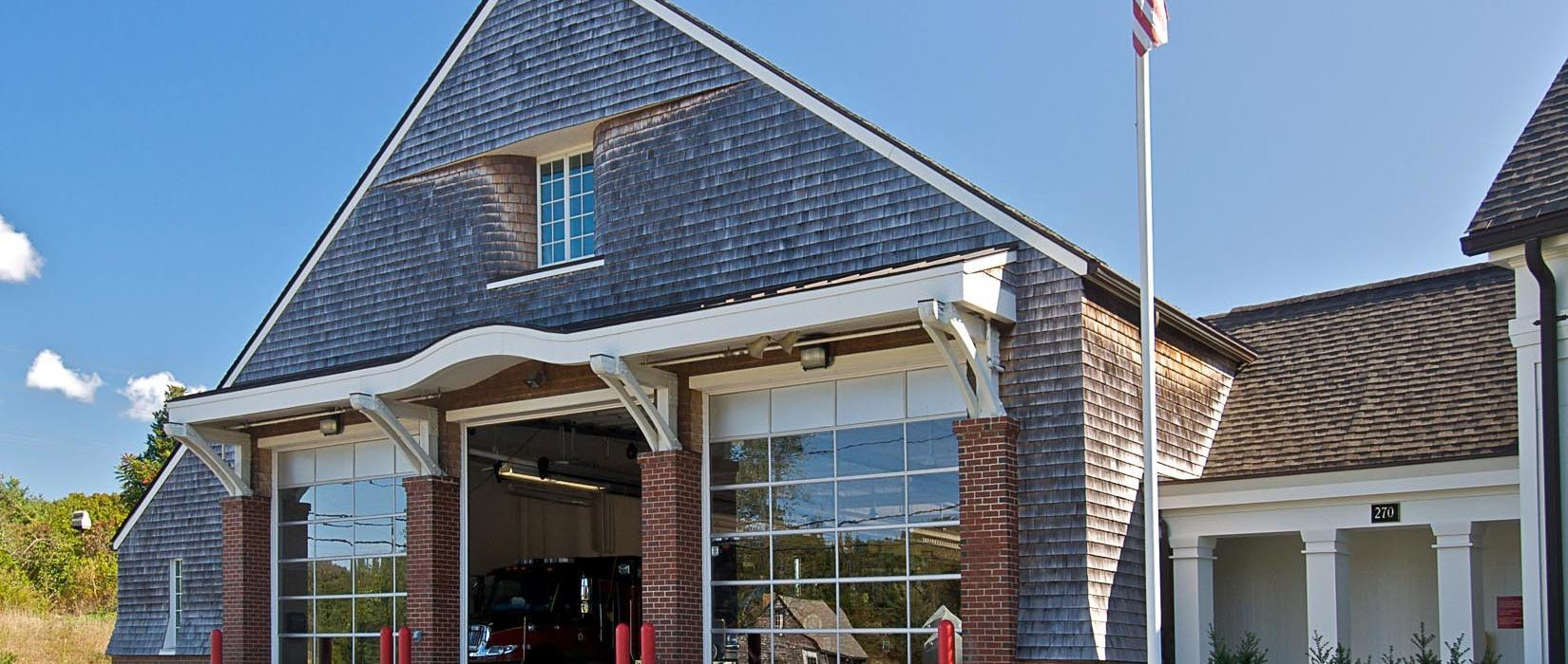 Centerville-Osterville-Marstons Mills Fire Rescue Station #3
