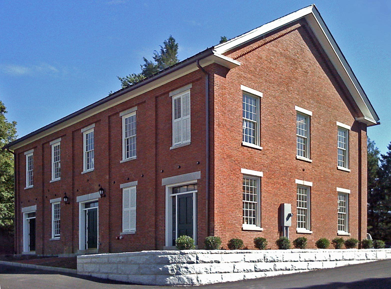 Sturbridge Town Hall and Center Office Building