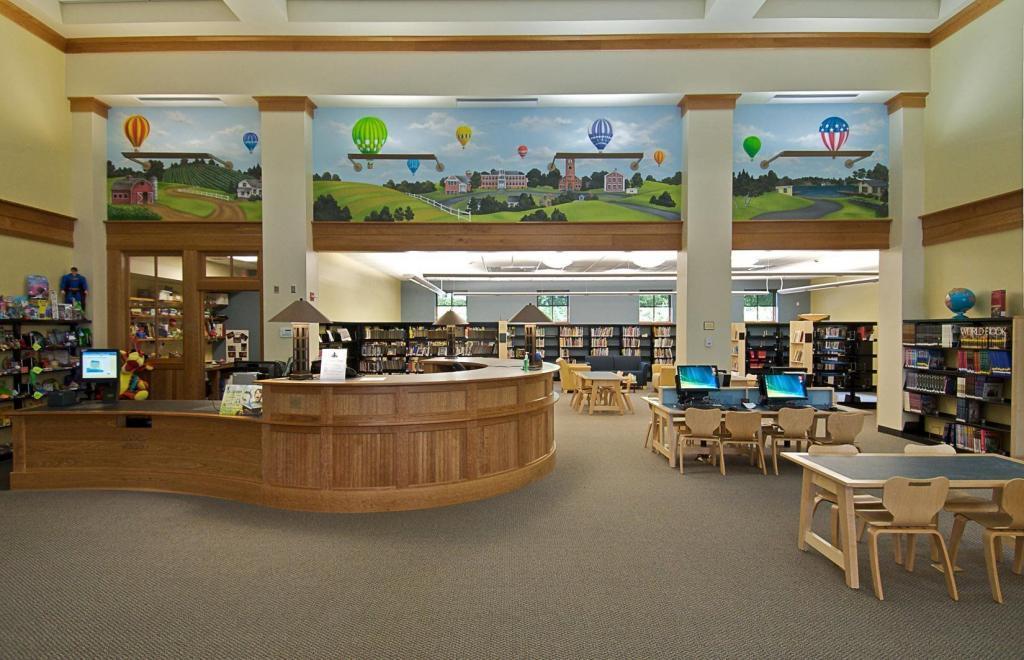 Pearle L. Crawford Memorial Library