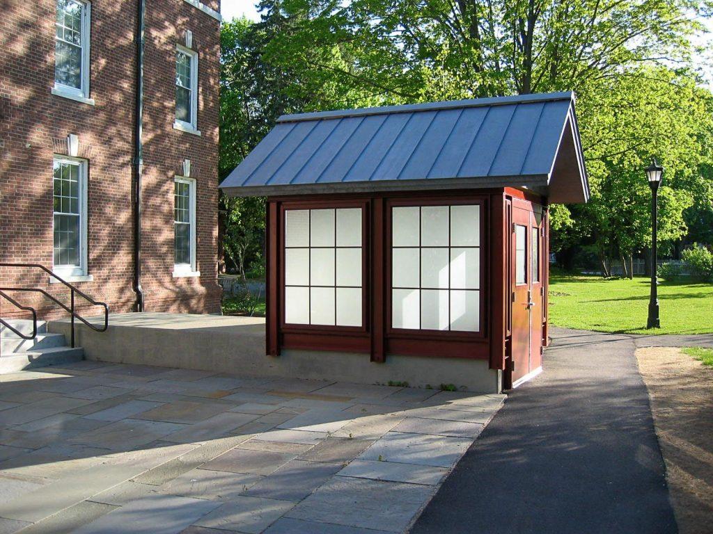Phillips Exeter Academy, Dunbar Archive Entrance