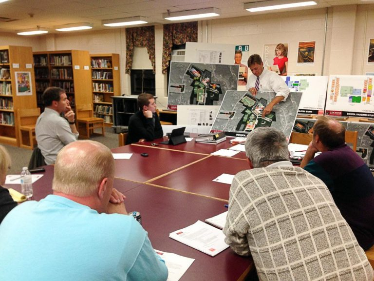 Leicester Public School, Visioning Session