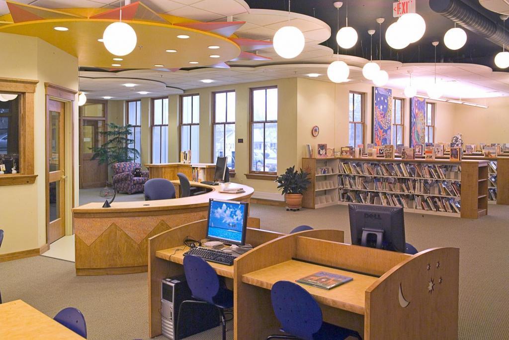 Lunenburg Public Library, Children's Room