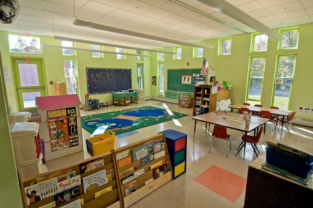 Mount Calvary Christian Preschool, Classroom