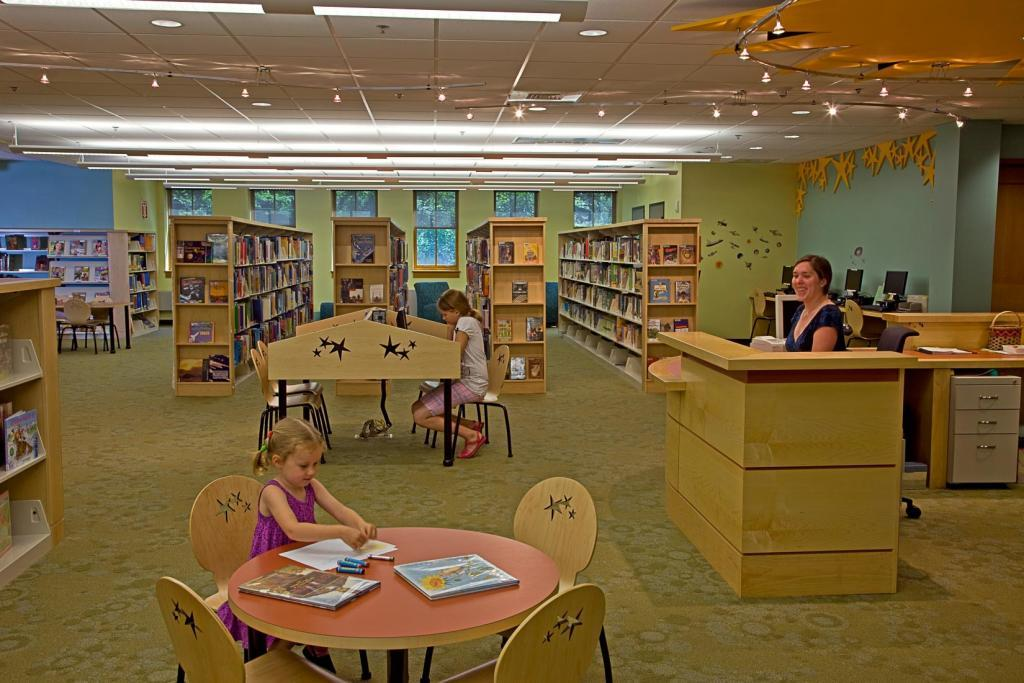 Northborough Library, Children's Room