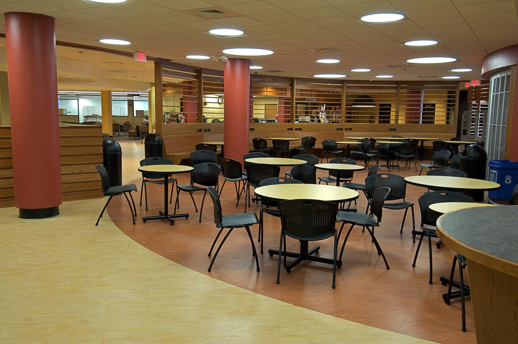Worcester State University, Learning Resource Center
