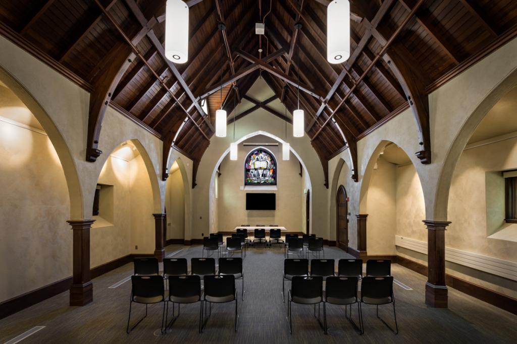 Hopkinton Public Library, Meeting Room