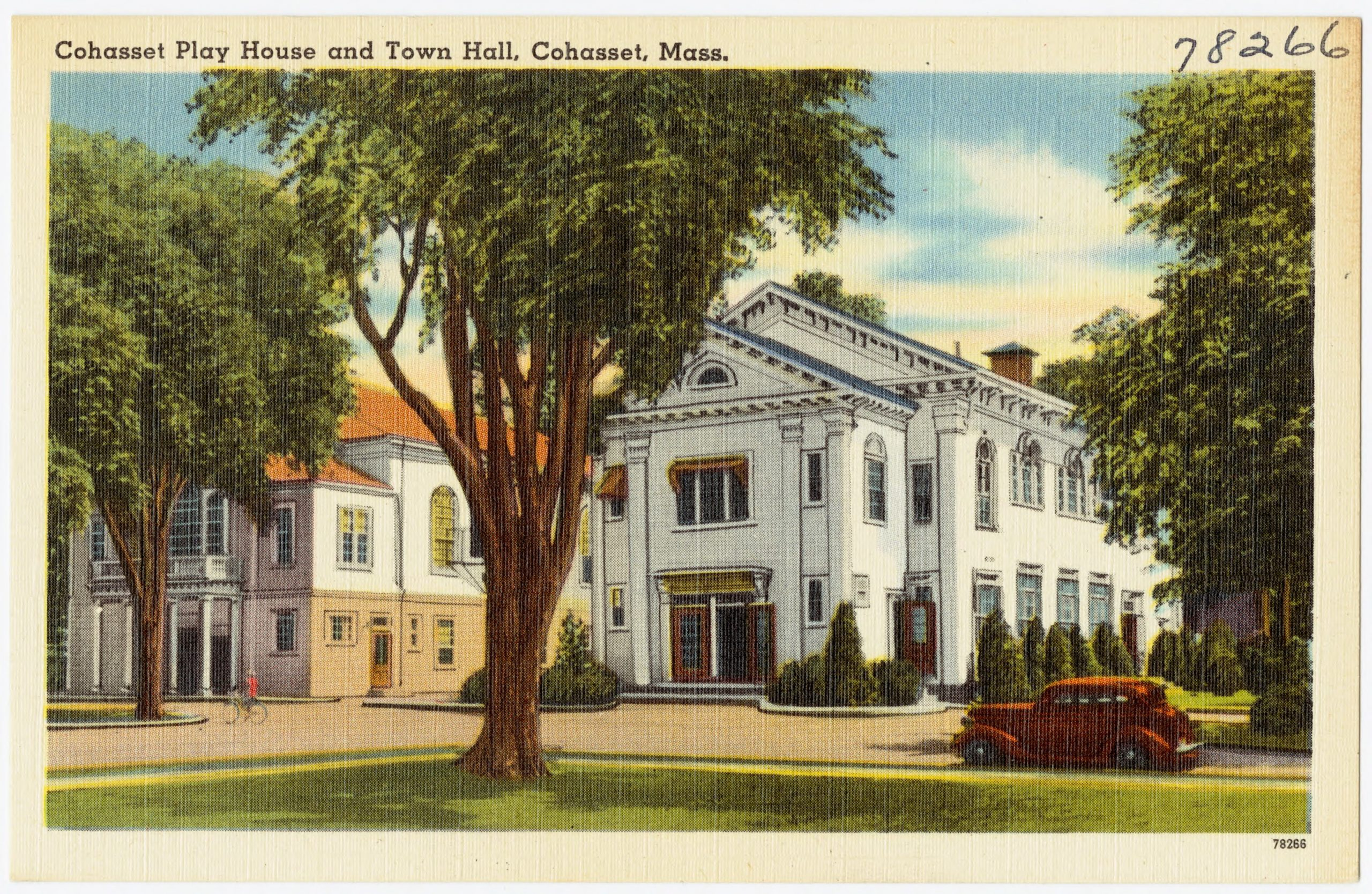 Cohasset Play House and Town Hall
