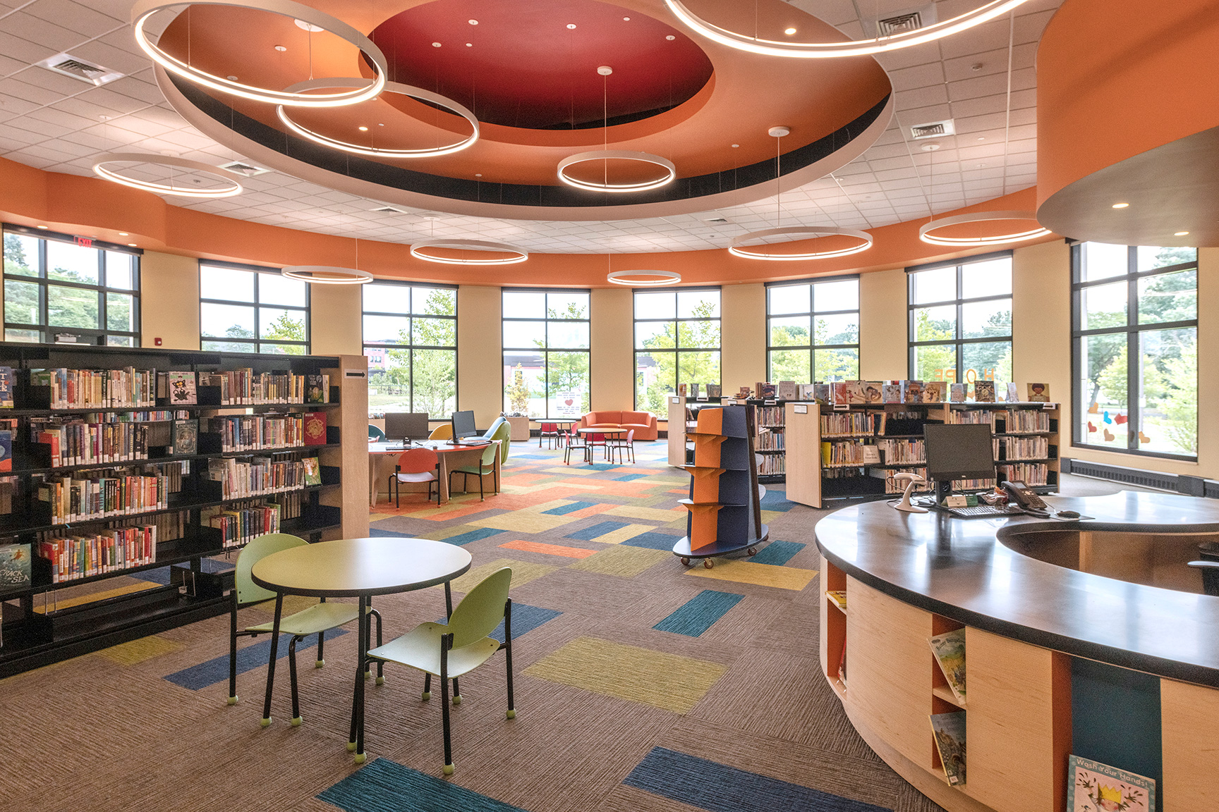 East Forest Park Library